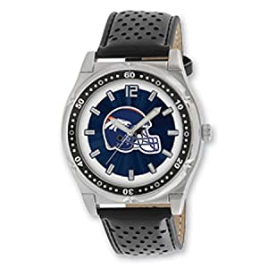 NSNSW25632Q-Nfl Officially Licensed Championship Denver Broncos Watch - Water... by NFL Officially Licensed