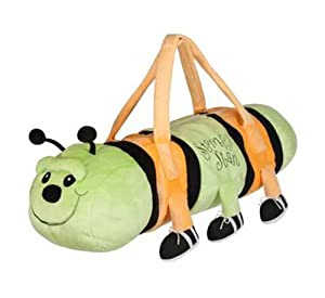 Laid Back Snuggle Duffle Bag, Stompy Stan Caterpillar