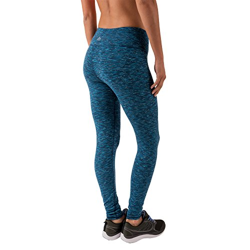 RBX Active Women's Full Length Space Dyed Printed Fitted
