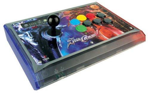 Mad Catz SoulCalibur V Arcade FightStick SOUL Edition for Xbox 360 (Mortal Kombat Vs Marvel Xbox 360 compare prices)
