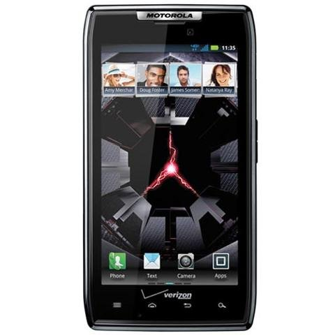 Link to Motorola Droid RAZR No Contract 4G LTE WiFi Android Smartphone + 4G SIM Verizon SALE