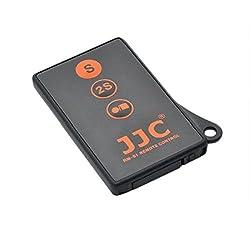 JJC RM-S1 Wireless Remote Control For Sony A6000 A77II a7 a7R NEX 5T A99 A57 NEX 5R NEX 6 A65 A77 NEX 5N NEX 7 A290 A390 A450 A560 A580 A33 A55 NEX5 A230 A500 A330 A380 A550 A850 A900 A700