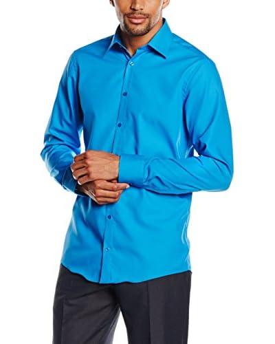 Venti Camisa Hombre Azul Celeste