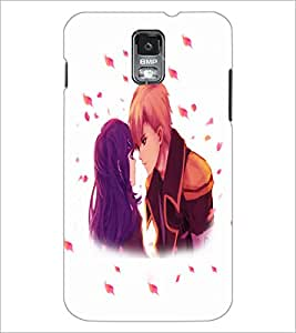 PrintDhaba Couple D-4700 Back Case Cover for SAMSUNG GALAXY S5 (Multi-Coloured)