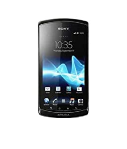 Sony Xperia Neo L MT25i Black - Factory Unlocked, Android Smartphone - International Version