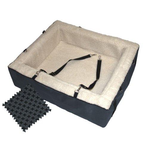 Pet-Gear-Designer-Booster-Pet-Bed-X-Large-Slate