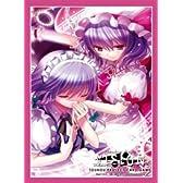 東方Project Vision オフィシャルスリーブシリーズ 「十六夜咲夜&レミリア・スカーレット」 60枚入
