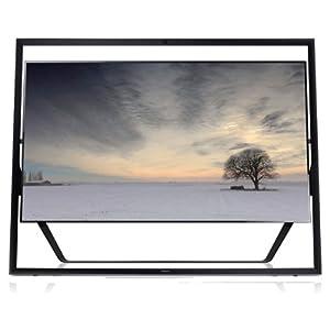 Samsung UN85S9 85-Inch 4K Ultra HD 120Hz 3D Smart LED TV from Samsung