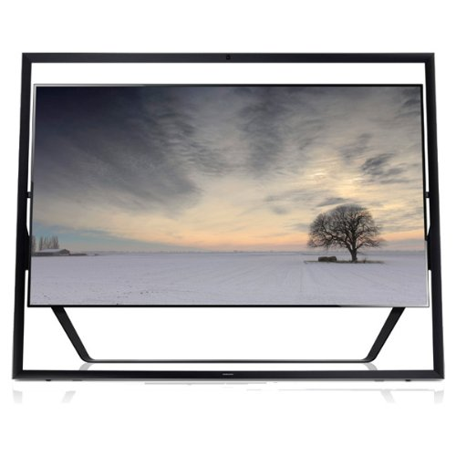 Samsung UN85S9 85-Inch 4K Ultra HD 120Hz 3D Smart LED TV