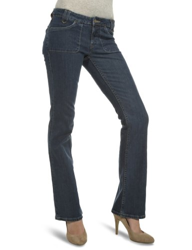Lee Women's Leola Jeans Dark Stone 27W x 33L