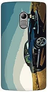 APE Designer Back Cover for lenovo k4 note