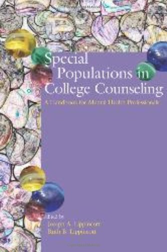 Special Populations in College Counseling: A Handbook for...