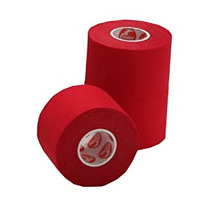 Cramer Team Color Tape, Red, 10-Yard by Cramer