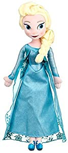 Disney Frozen Exclusive 20 Inch Plush Figure Elsa by Disney