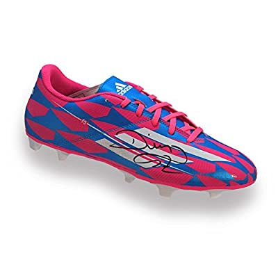 Diego Costa Signed Football Shoe   Autographed Soccer Cleat by Exclusive Memorabilia