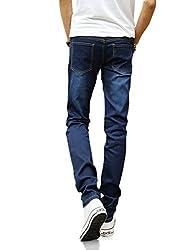 Demon&Hunter YOUTH Series Men's Skinny Slim Jeans DH8048(29)