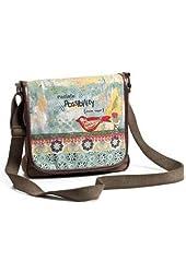 Kelly Rae Roberts Radiate Cross Body Purse - Handbag Bag Tote - 102256KRR