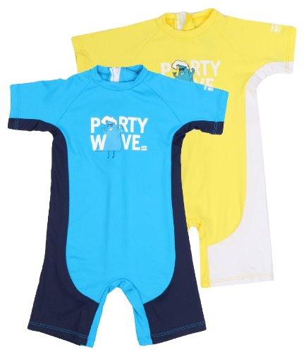 Toddler'S Billabong Lycra Springsuit In Yellow - 4T front-929933