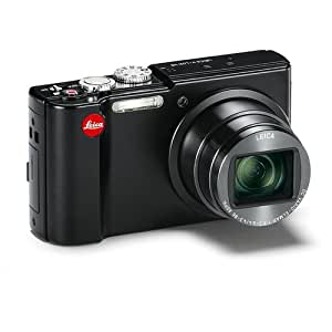 Leica 18176 V-LUX 40 14.1MP Compact Camera with 3.0-Inch TFT LCD (Black)