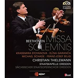 Beethoven Missa Solemnis Blu-ray 2011 by C MAJOR Entertainment