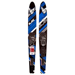 HO Sports Blast Combo Water Skis With Helix Bindings 2012
