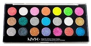 NYX GLITTERAMA Gigantic Glitter Cream Pallet