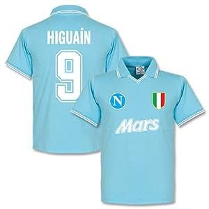 1980's Napoli Home Retro Higuain Shirt - XXL