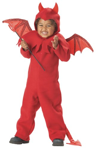 Lil' Spitfire Boy's Costume, Large, One Color