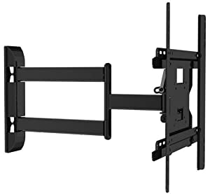 Support mural tv 26 55 bras articule orientable tv - Support tv 55 orientable ...