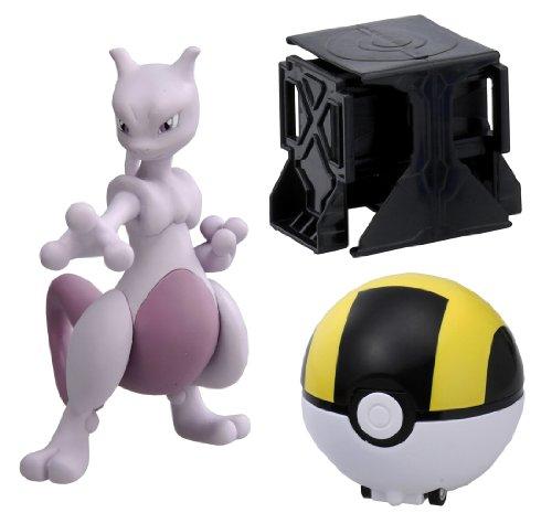 Super Pokemon Pokemon Mewtwo getter starter set (japan import) - 1