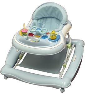 Babyco On-the-go Andador de bebe con rocker (Azul) marca Babyco