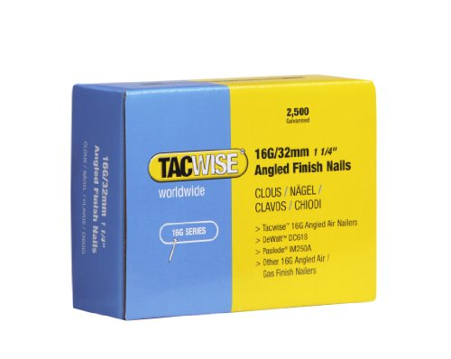 16g Angled Nails 32mm For Dc618k (2500) Tac0769 32 Mm By Tacwise