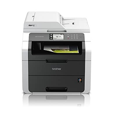 Brother MFC-9140CDN Colour Multifunction Laser Printer