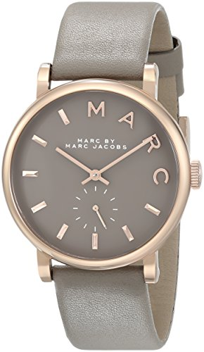 Marc Jacobs Baker Unisex-Armbanduhr Analog Quartz MBM1266