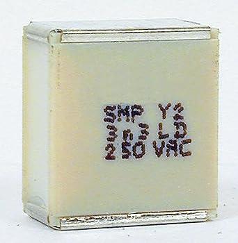 Film Capacitors 250volts 4700pF 20% 100 deg C (10 pieces)