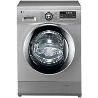 LG F1496TDP24 Fully-automatic Front-loading Washing Machine (8 Kg, Luxury Silver )