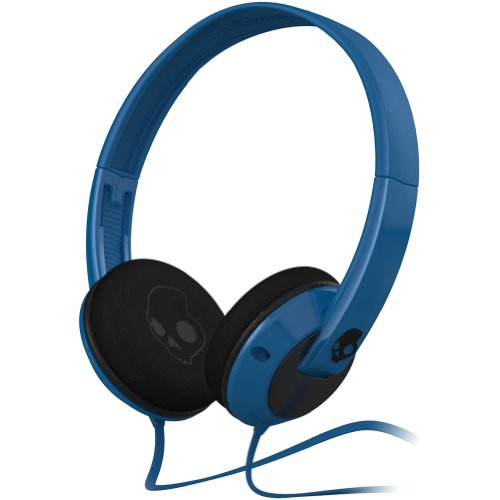 Skullcandy Uprock Premium Wired Headphone - Blue/Black / One Size