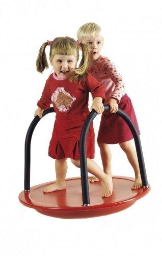 Runde Wippe von Gonge für Kinder im Alter von 3 – 5 Jahren geeignet (Durchmesser: 76 cm / Gesamthöhe: 60 cm) online bestellen