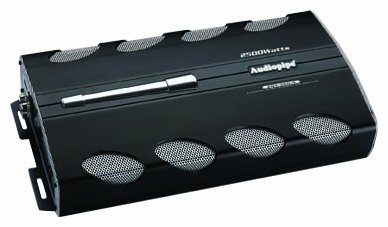 AUDIOPIPE AQX-360.4 2500W 4 Channel Car Amplifier Amp