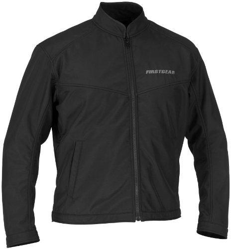 Firstgear Womens Softshell Liner Jacket Black XXL/XX-Large FTJ.1209.01.W005