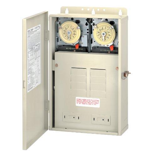 Intermatic T32404R Pool/Spa Control Panel T104M201/T104M