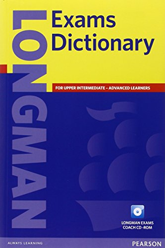 Longman Exams Dictionary Cased with CD-ROM: Update (L Exams Dictionary)