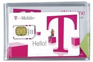 Carte SIM prépayée T-Mobile (Import Royaume Uni)