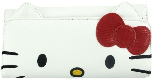 Loungefly Hello Kitty Long Face Pleather Wallet