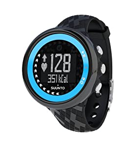 Suunto M4 Women's Heart Rate Monitor and Fitness Training Watch (Black/Turquoise)