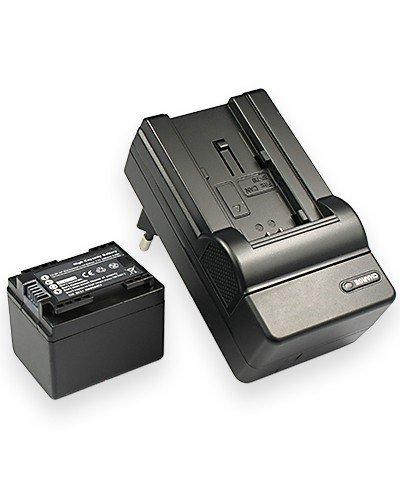 cellePhone Akku Li-Ion kompatibel zu Canon BP-727 ( inkl. Ladegerät )