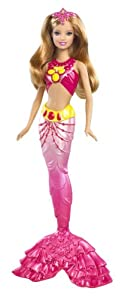 Barbie In a Mermaid Tale 2 Mermaid South America Doll