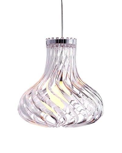 Zuo Tsunami Ceiling Lamp, Clear