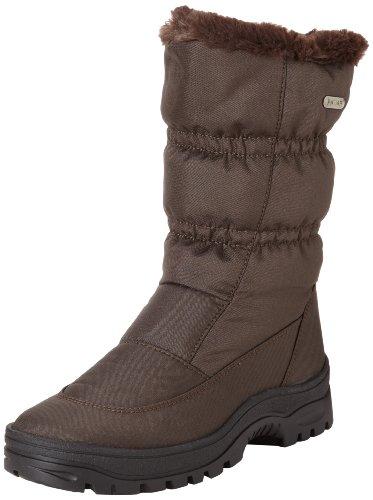Pajar Women's Snowcap Boot,Brown,36 EU/5-5.5 M US