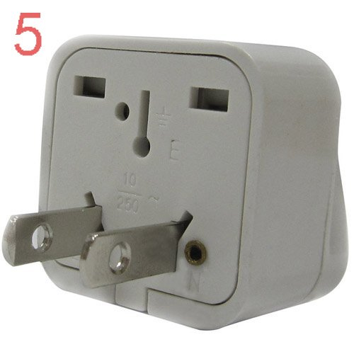 Generic Universal Power Plug Travel Converting Adapter Conve